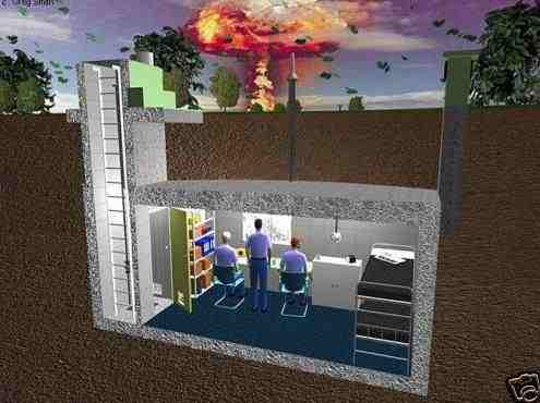 Domestic Nuclear Shelters